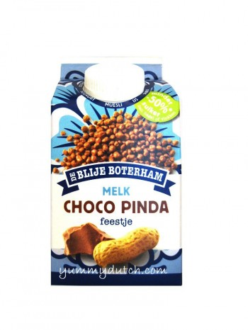 Blije Boterham Choco Peanut Party Milk