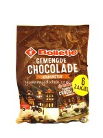 Bolletje Kruidnoten Chocolate Mix Small Bags X6