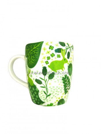 Pickwick Joy Of Tea Mug Green