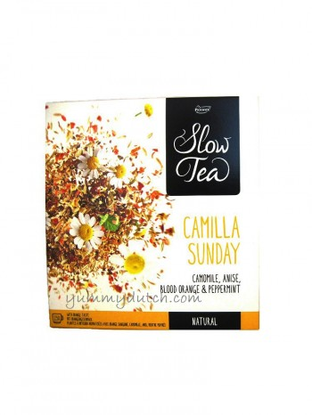 Pickwick Slow Tea Camilla Sunday