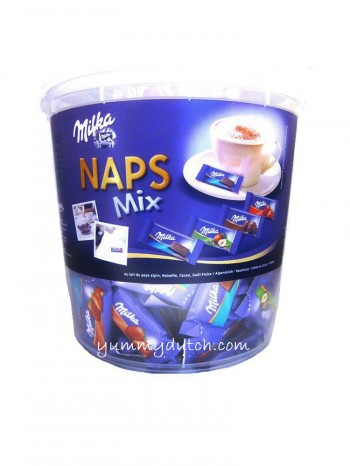 Milka Naps Mix Large Tub